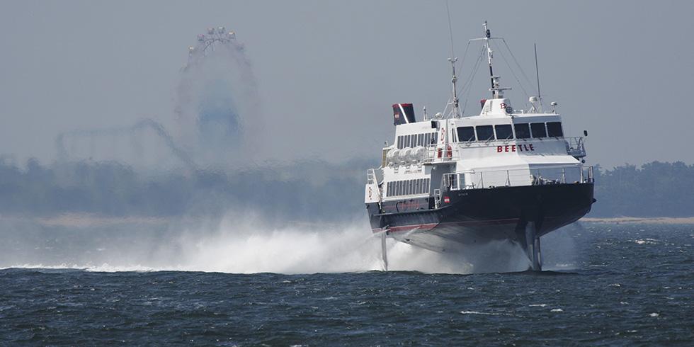 JR九州高速船