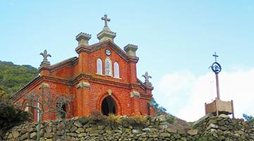 秘められた信仰の歴史を旅する 五島列島巡礼と小値賀(おぢか)諸島の旅【4日間】