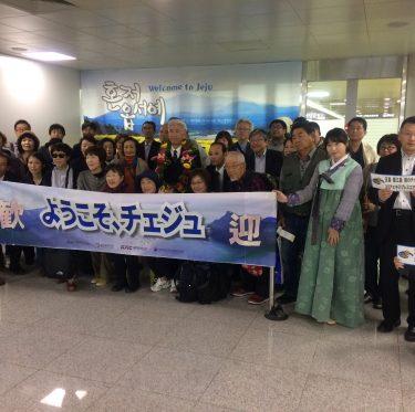 長崎新聞に五島済州国境観光ツアーが取り上げられました! 1-4