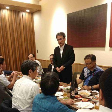 ボーダーツーリズム推進協議会令和元年度総会が開催されました。 4-2