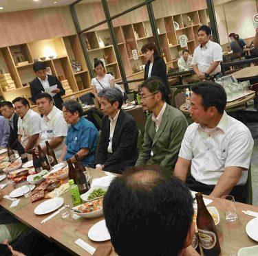 ボーダーツーリズム推進協議会令和元年度総会が開催されました。 4-3